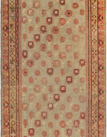Vintage Samarkand Rug BB6974