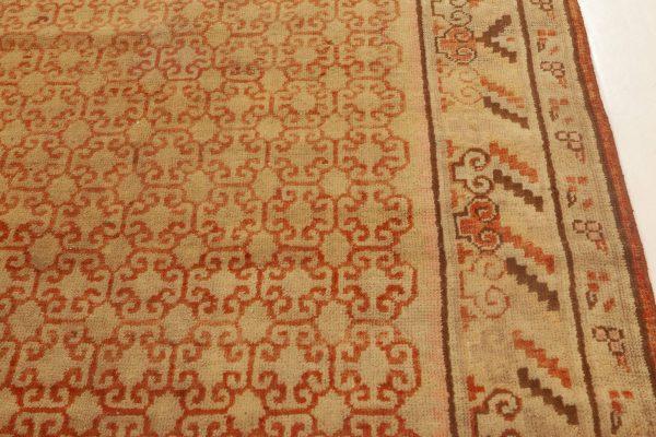 Vintage Samarkand Rug BB6978
