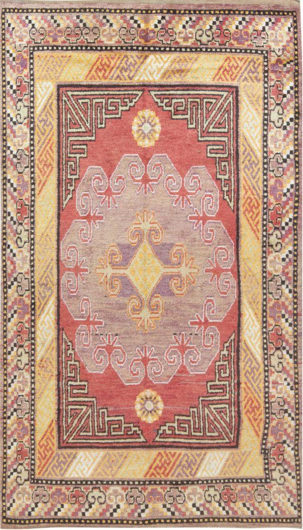 Vintage Samarkand Rug BB6971