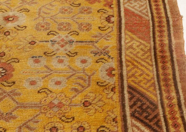 Vintage Samarkand Rug BB6981