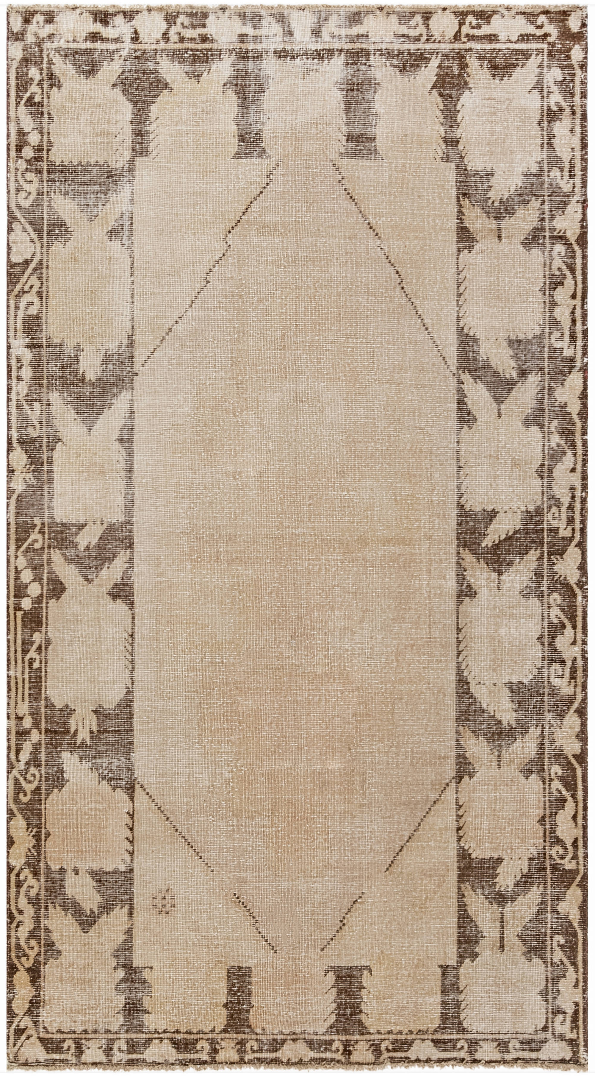 Vintage Samarkand Rug BB6979
