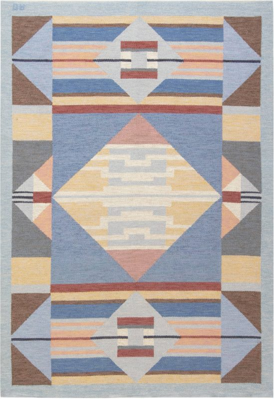 vintage-swedish-flat-weave-rug-10×7-bb6985