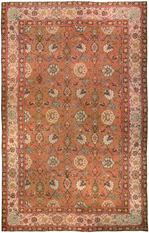 antique-carpets-european-american-wilton-english-axminster-brown-botanical-bb0015-19×12
