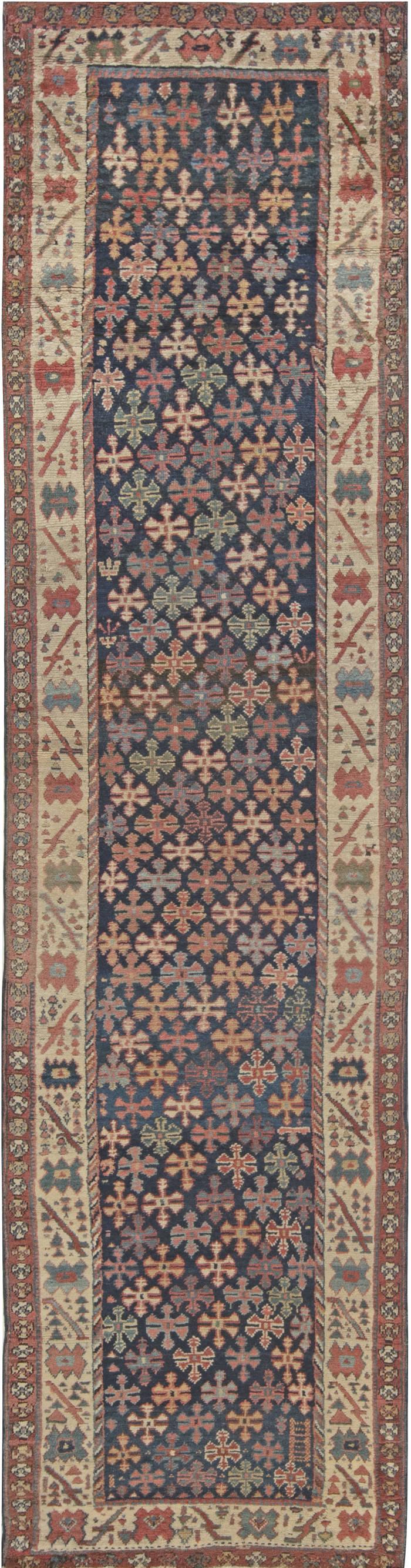 Antique Persian Malayer Runner BB7007