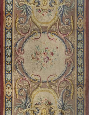 Antique Savonnerie Rug BB6943