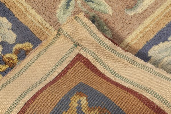 Antique Savonnerie Rug BB6943