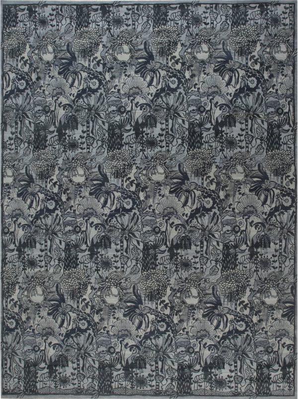 Novo tapete tradicional inspirado N12021