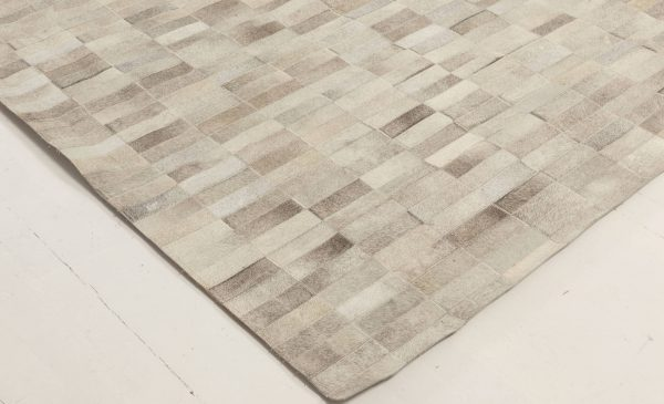 Oversized Hair-on-hide Contemporary Rug N12014