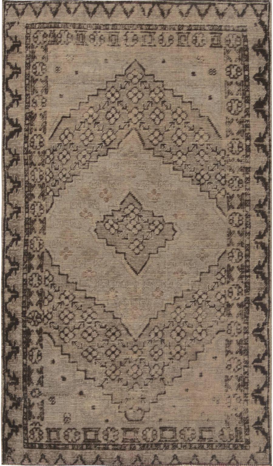 Vintage Samarkand Rug BB6999