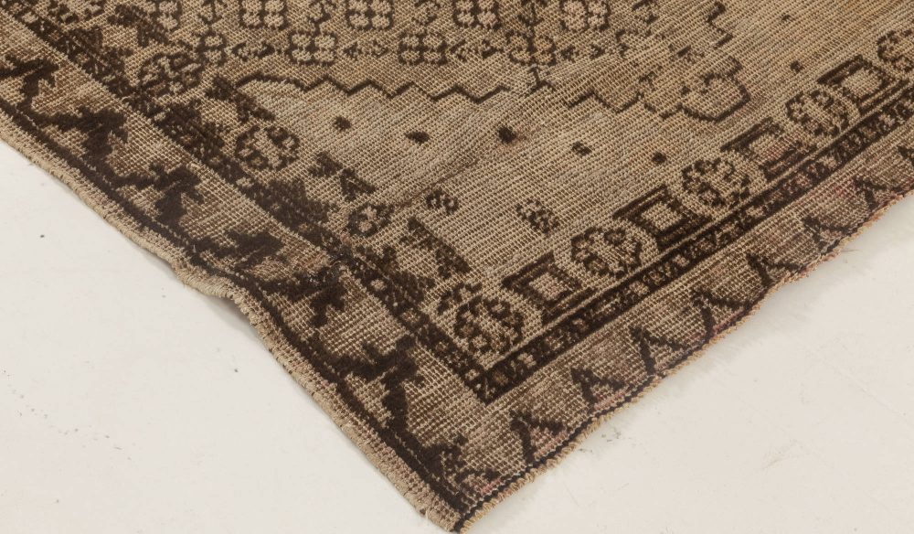 Samarkand Rug in Beige and Brown BB6999