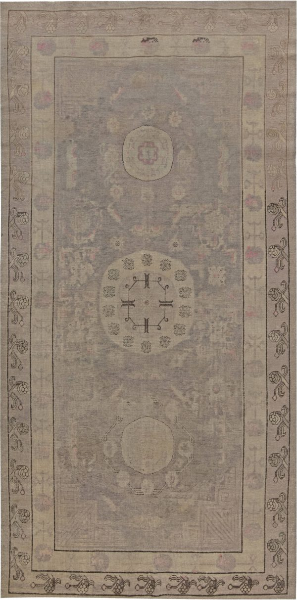 Vintage Samarkand Rug BB7009