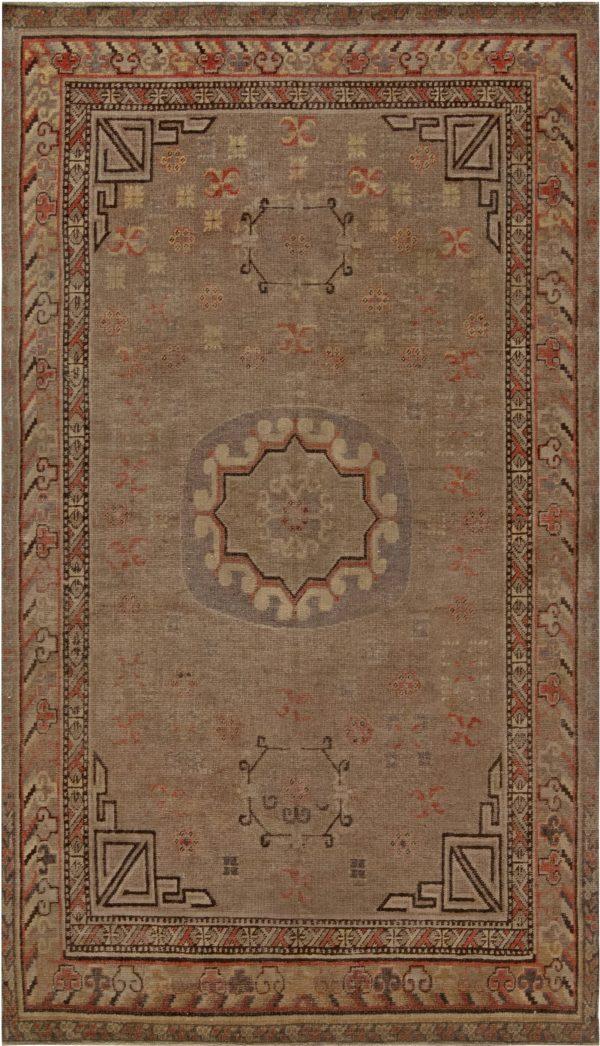 Vintage Samarkand Rug BB7001