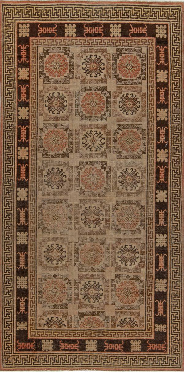 Vintage Samarkand Rug BB7002