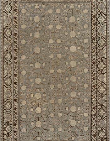 Hair on hide Contemporary Rug N12058