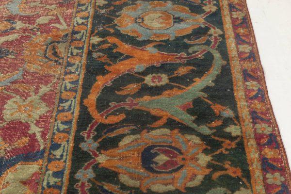 Tapete Isfahan persa antigo BB6497