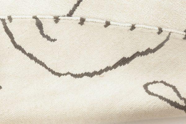 Modernista Jean Cocteau Estilo Rug N12042
