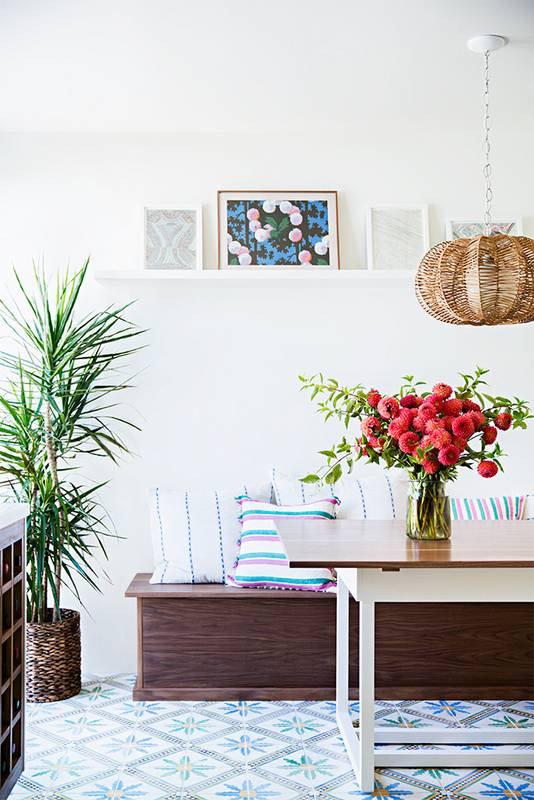 spring interior decor trends 2019 (5)