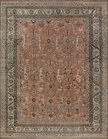 Antique Persian Bakshaish Rug BB7025