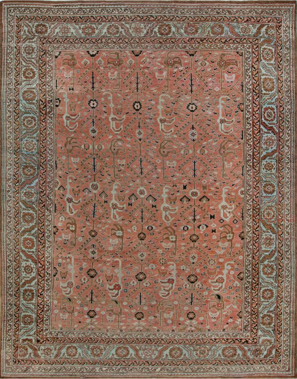 Antike Perser Bakshaish Teppich BB7025