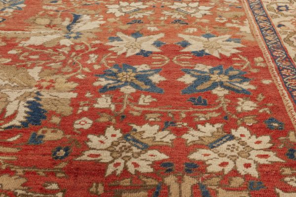 Antique Persian Sultanabad Rug BB7026
