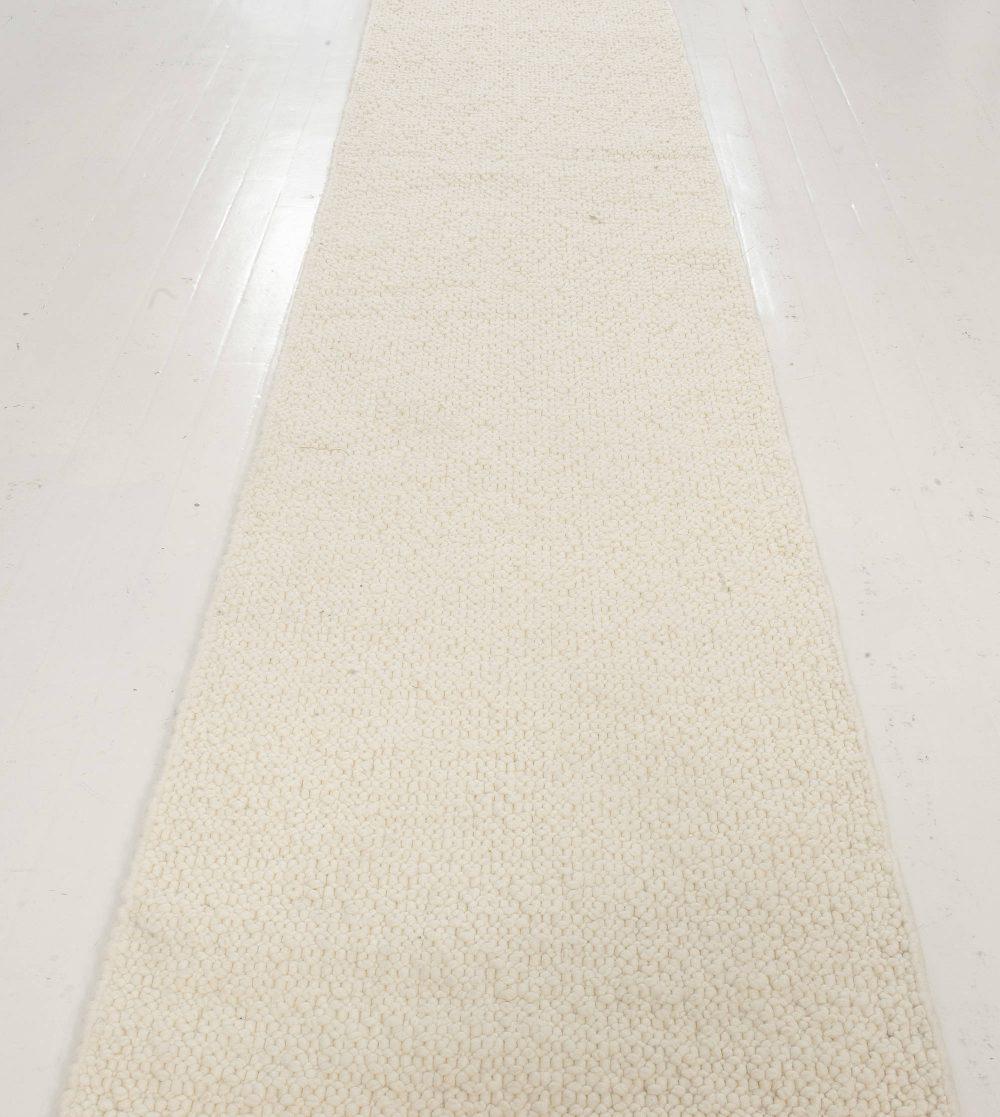 Modern Flat weave Runner N12051