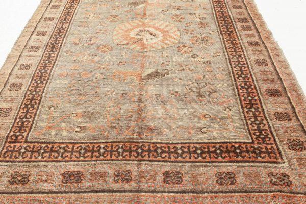 Vintage Samarkand Rug BB7022