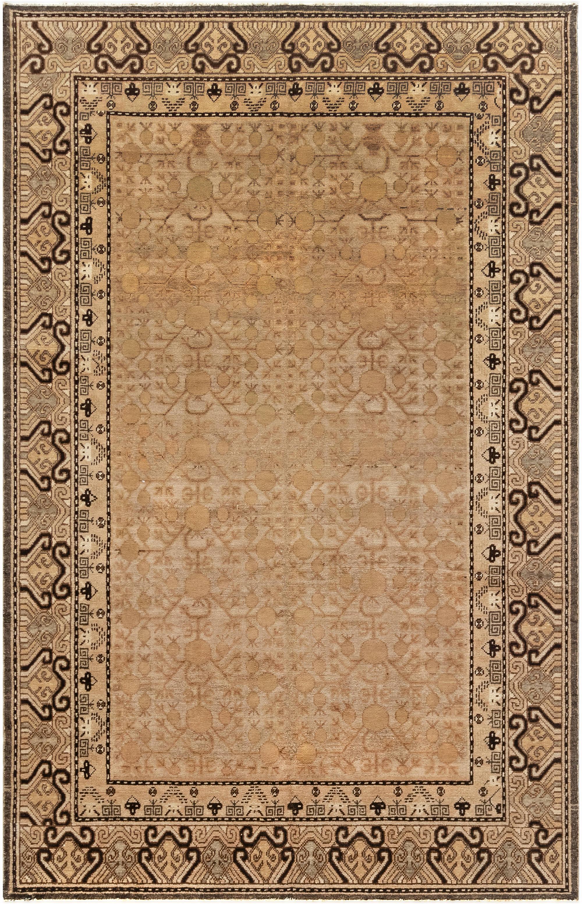 Vintage Samarkand Rug BB7021