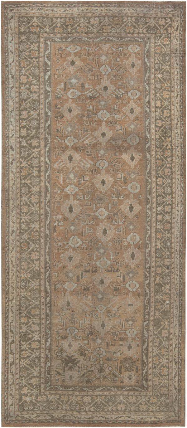 Antique Turkish Oushak Rug BB7031