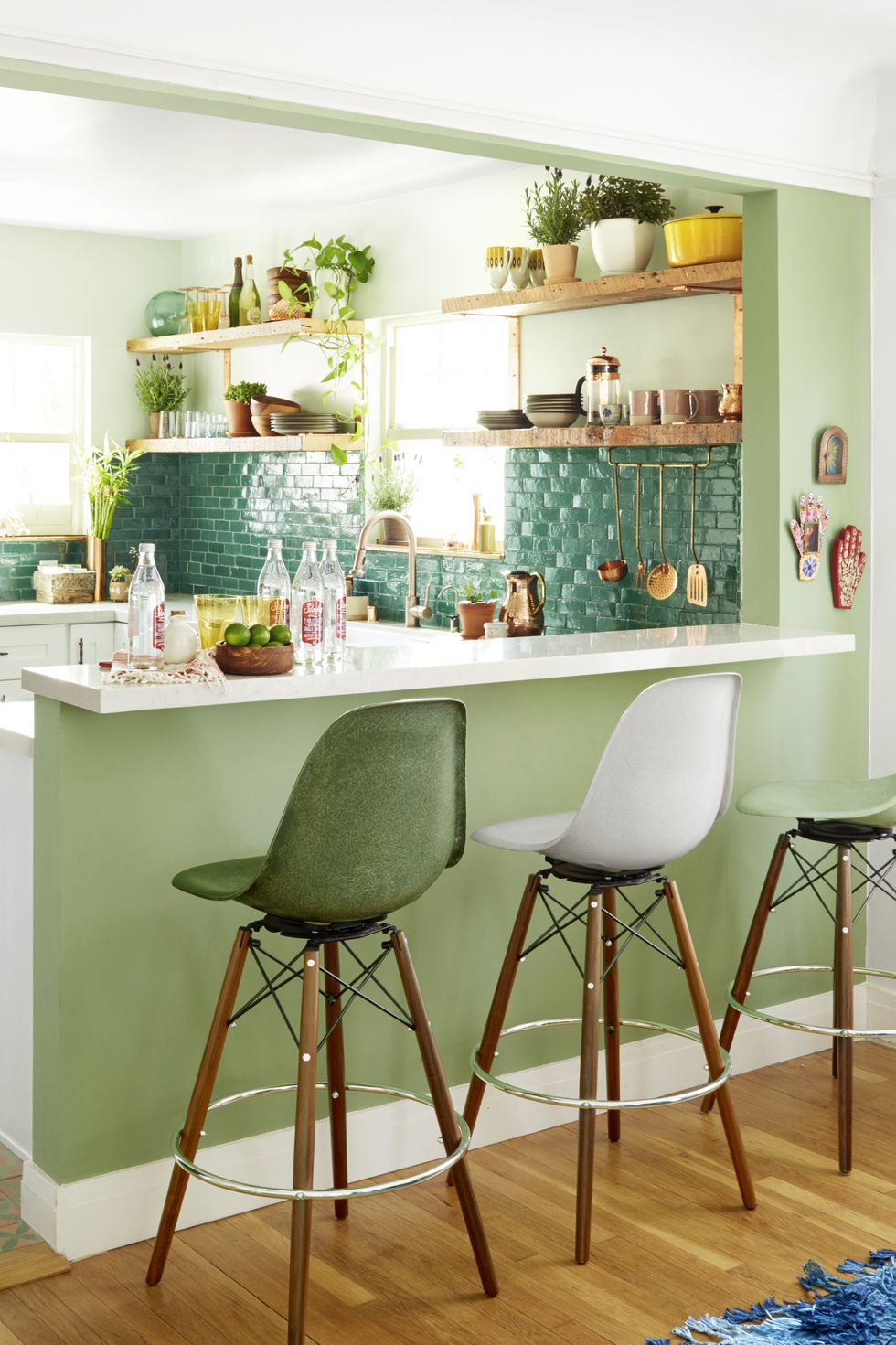 small kitchen interior decor (5)