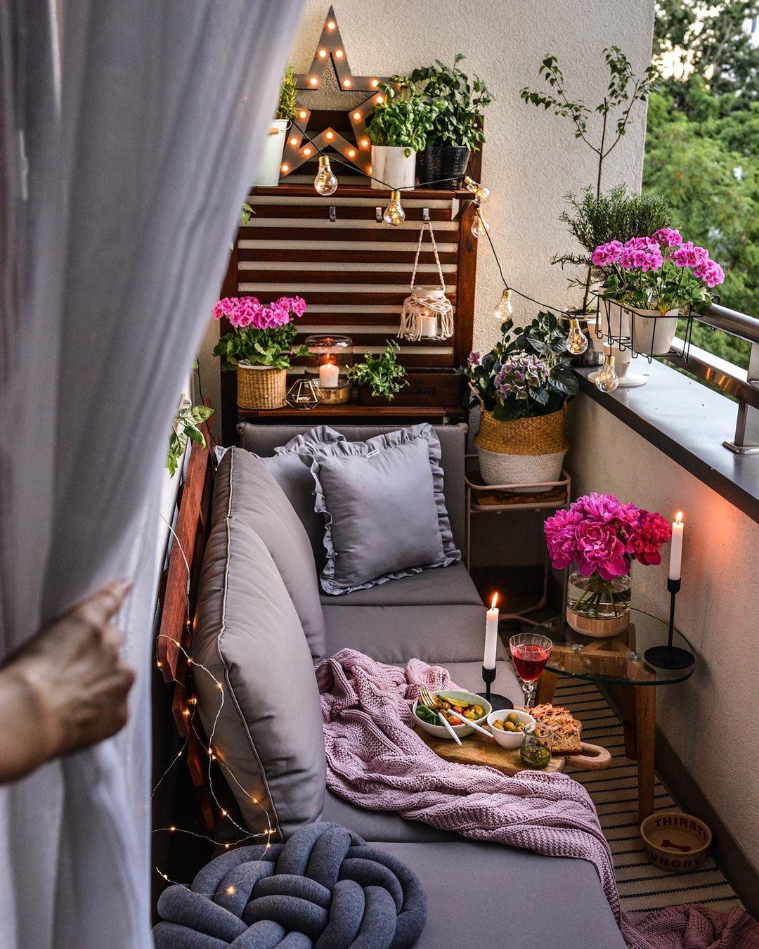 Top 10 Small Balcony Ideas