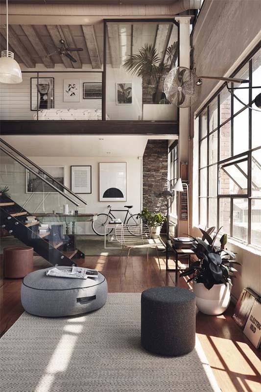 loft decor ideas