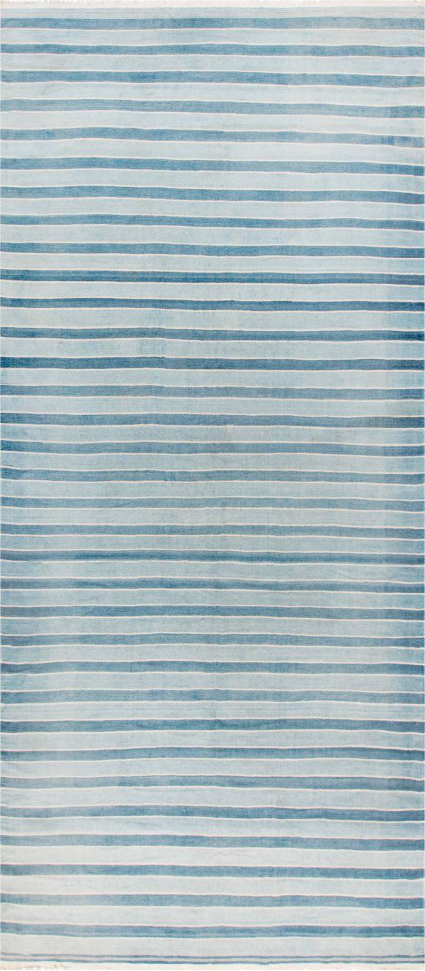 Vintage Indian Dhurrie Carpet BB7039