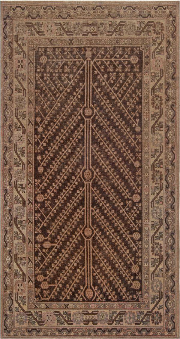 Vintage Samarkand Rug BB7041