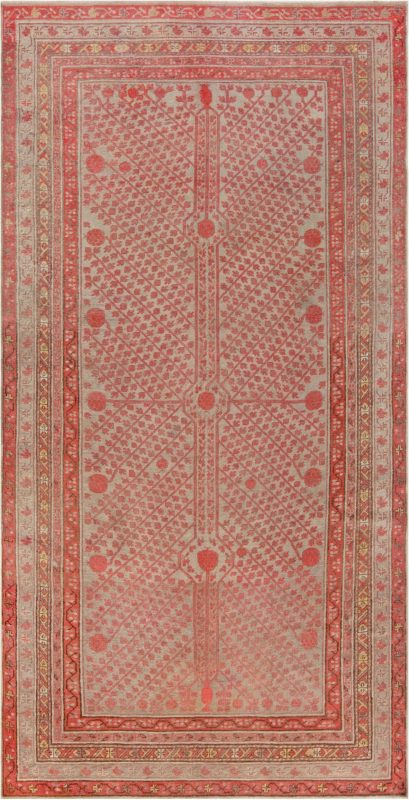 Vintage Samarkand Rug BB7040