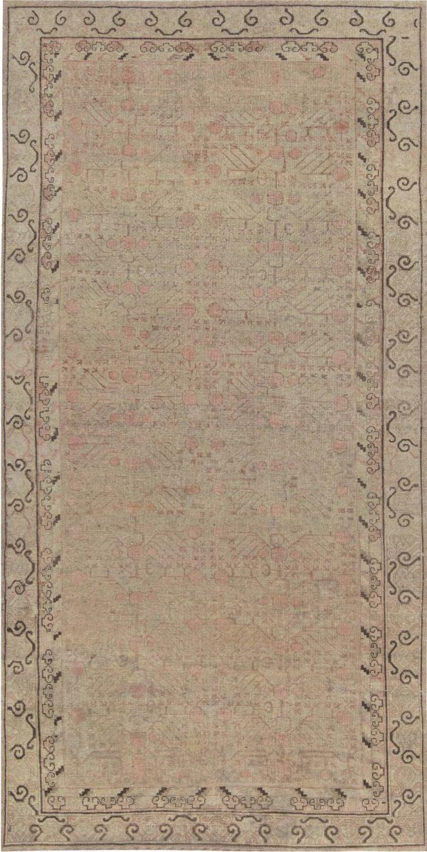 Vintage Samarkand Rug BB7047