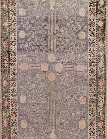 Antique Persian Heriz Rug BB7060