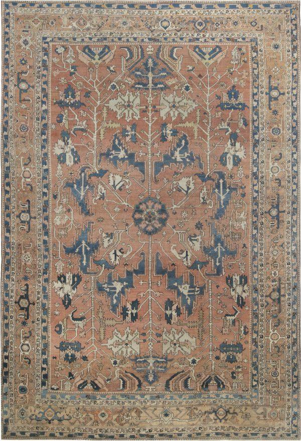 Antiker Heriz Teppich BB7052