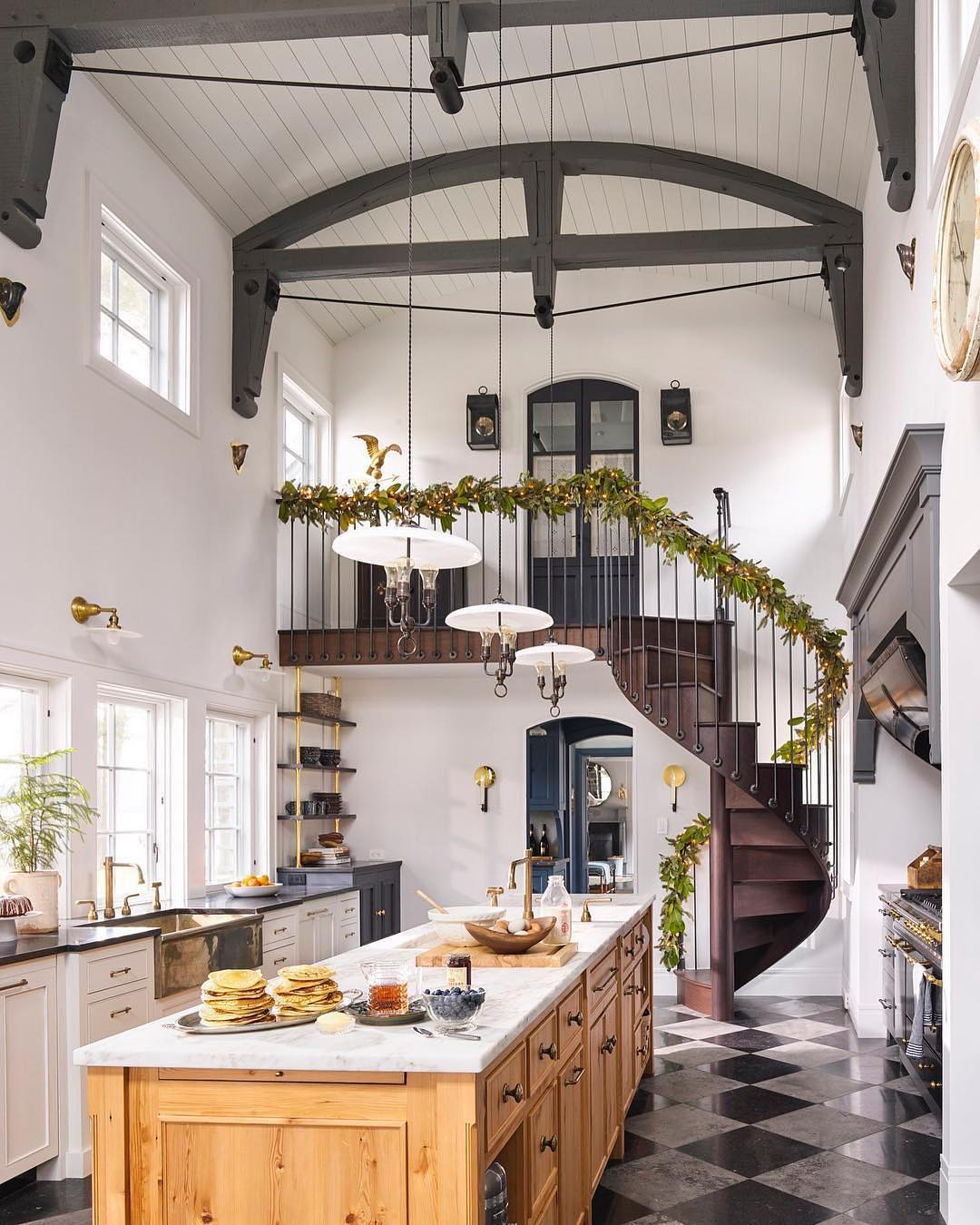 10 Best Farmhouse Spaces We've Seen This Month