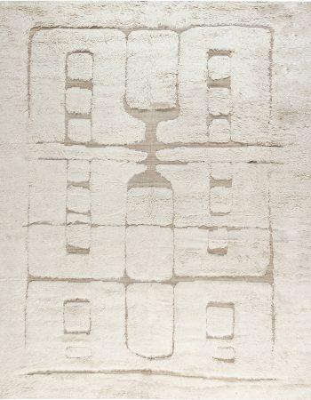 Marokański zainspirowany dywan N12069