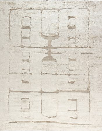 Moroccan Inspired Rug N12069