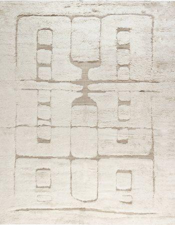 Marokański zainspirowany dywan N12070