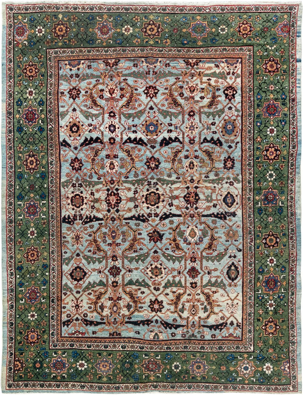 Antique Persian Sultanabad BB7062