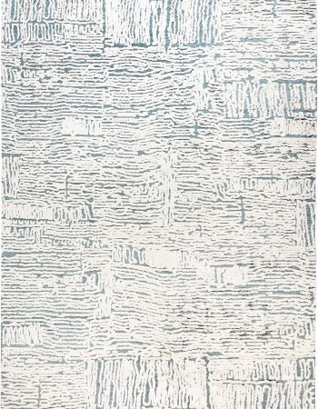 Contemporary Seafoam Rug N12080