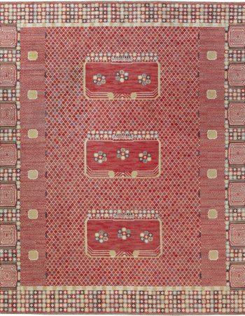 Vintage Swedish  'Krabban' (Crab) rug by Barbro Nilsson BB7066