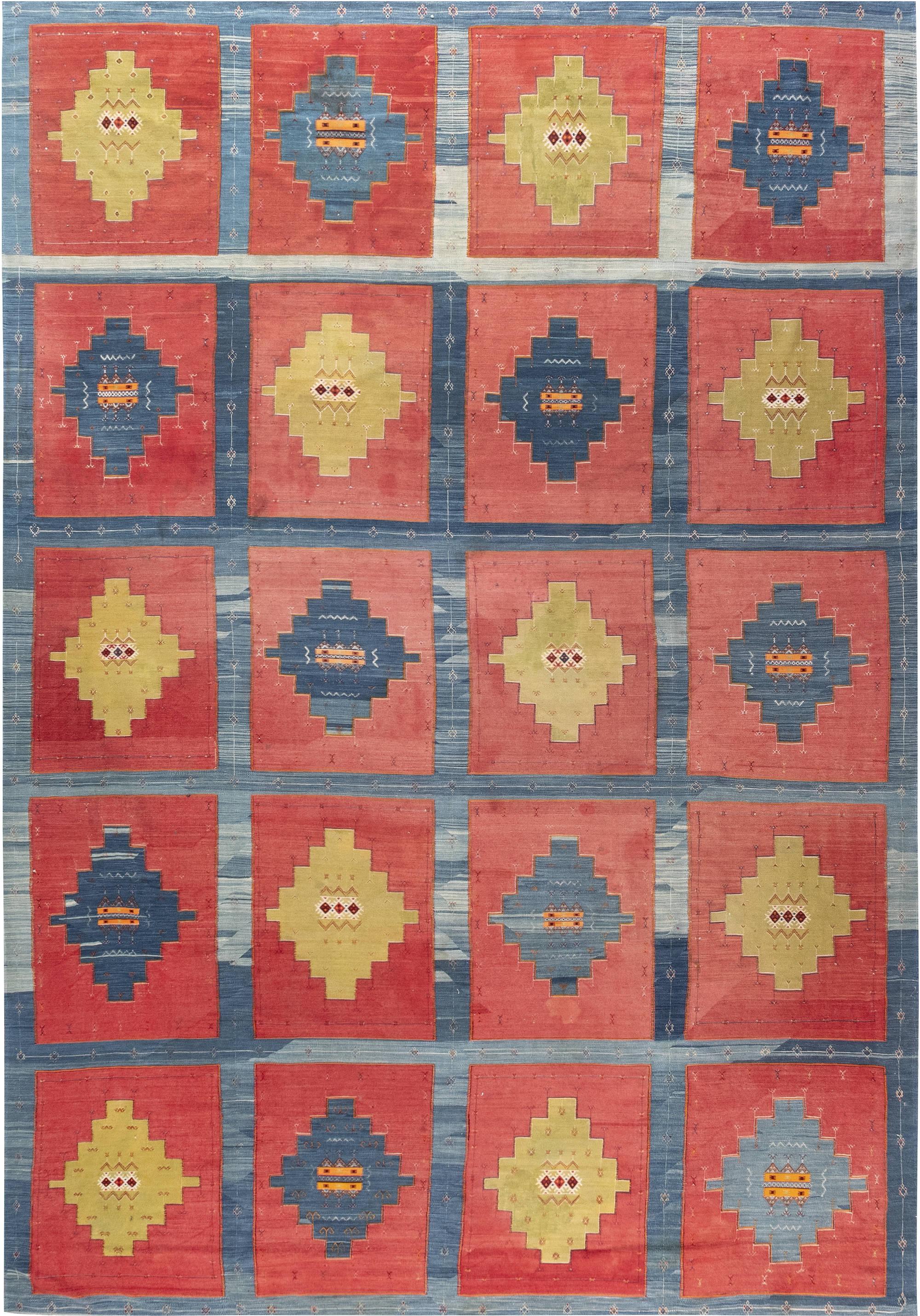 Vintage Turkish Kilim Rug BB7056