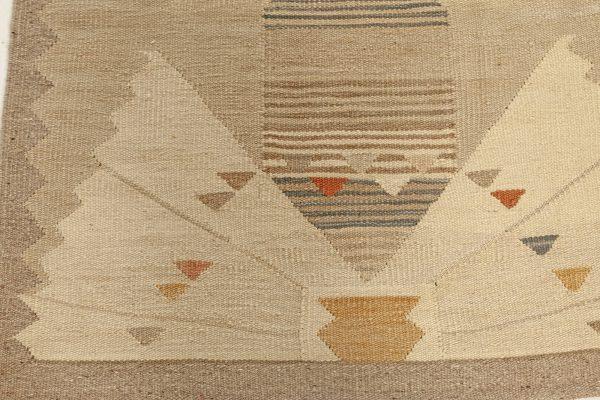 Swedish Flat Weave Rug N12090