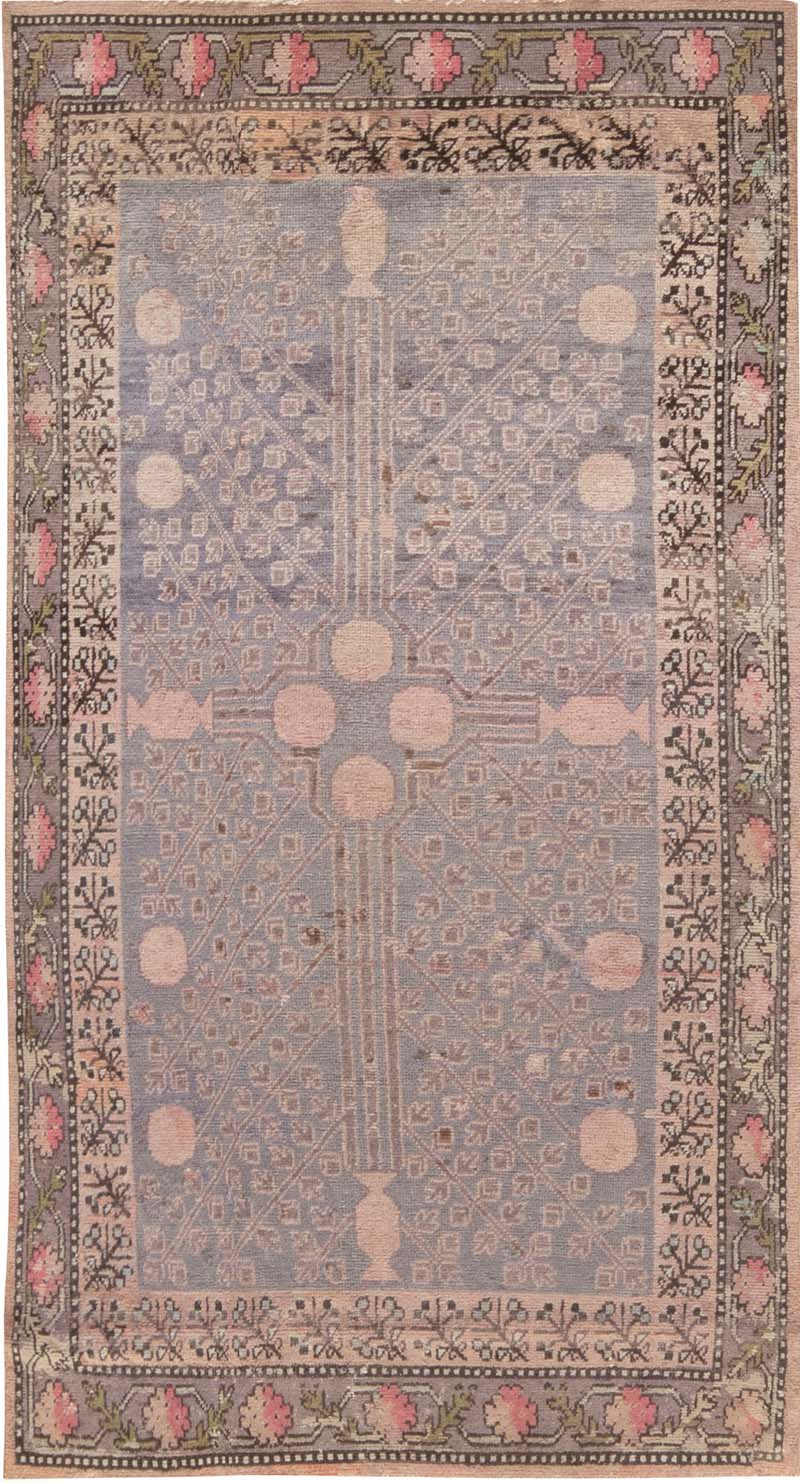 vintage-samarkand-rug-8×4-bb7045