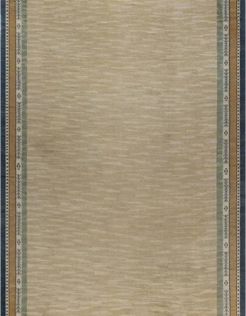 Vintage Swedish Flat Weave Rug BB7067