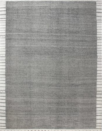 Contemporary Flat weave Rug N12073