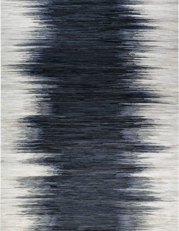 Hair on hide Contemporary Rug N12096